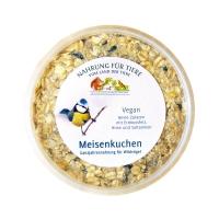 Veganer Meisen-Kuchen - Hirse/Sultaninen
