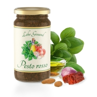 Basilikum-Pesto rosso kaufen