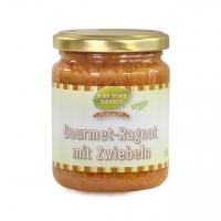 Gourmet-Ragout mit Zwiebeln