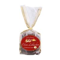 Elisen-Lebkuchen mit Schokolade