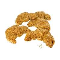 Dinkel-Croissants